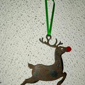 Reindeer, Hanging